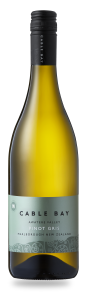 1 Cable bay Pinot Gris