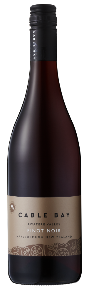Cable bay Pinot Noir M