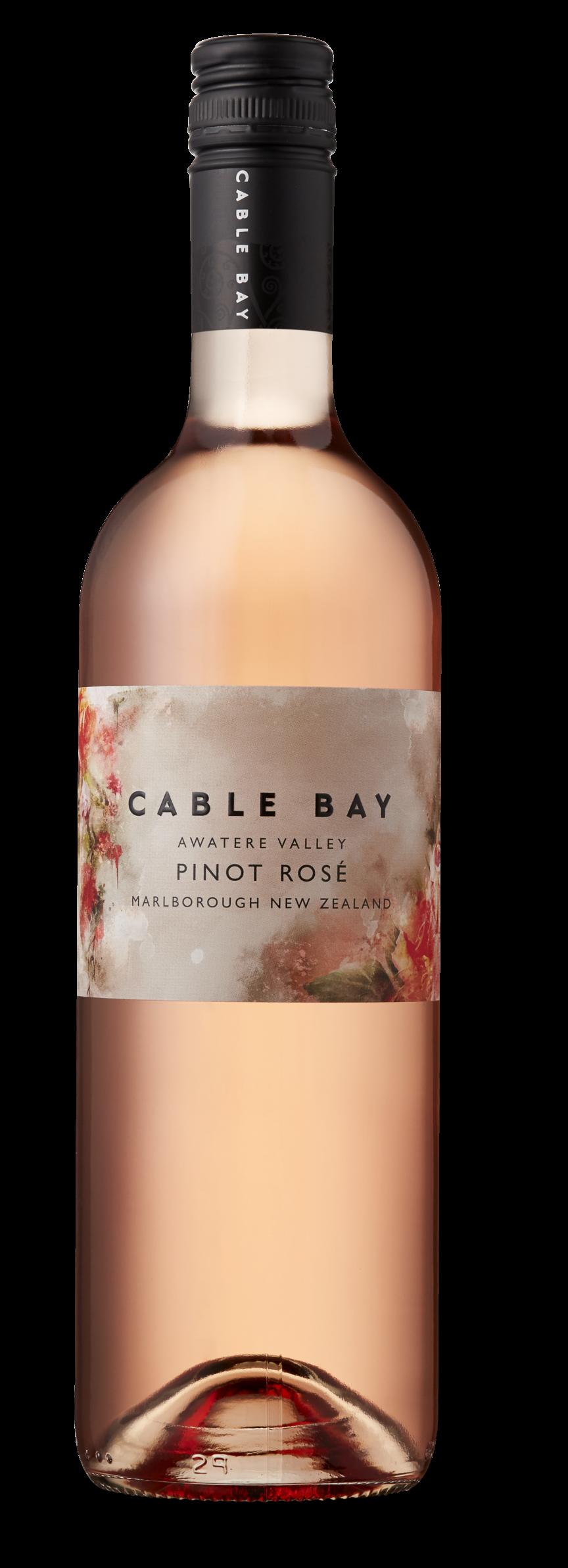 Cable Bay AV Pinot Rose