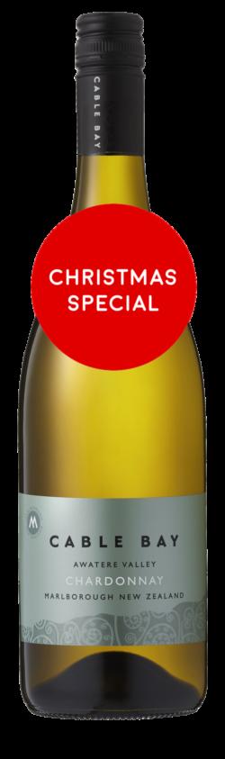 Cable Bay Waiheke Chardonnay