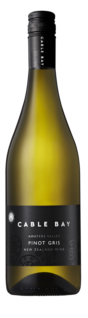Cable Bay Pinot Gris Wine